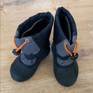 Columbia children snow boots